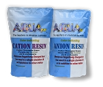 Color Indicating Anion & Cation Resin Refill Packs