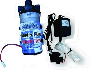 AquaFX High Flow Booster Pump